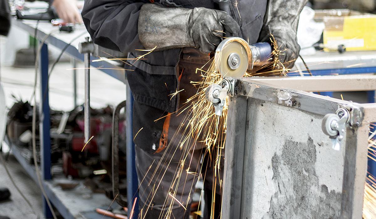 metal manufacturing insurance